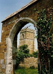 St Nicholas Church, a tour of Abbotsbury