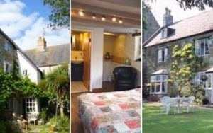 bed and Breakfast Accommodation in Abbotsbury