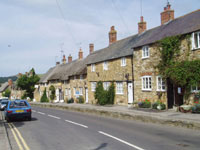 Rodden Row, a tour of Abbotsbury