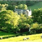 Self Catering Accommodation at Gorwell Farm