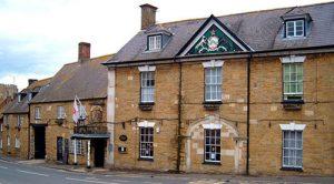 Ilchester Arms Hotel Abbotsbury