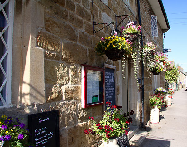 The Old Schoolhouse Tea Rooms, Abbotsbury