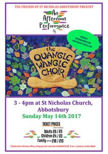 Quangle Wangle Choir