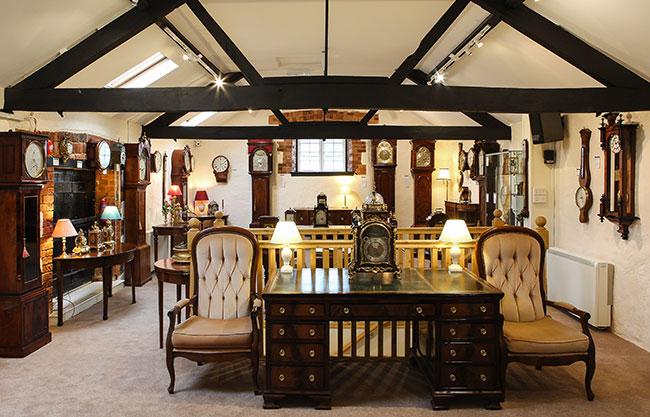 The Clock Workshop, Abbotsbury
