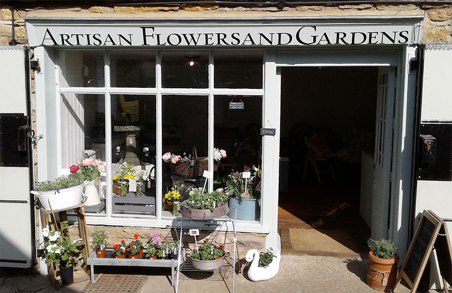Artisan Flowers and Gardens