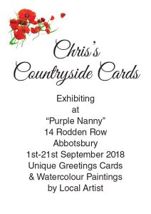 Chris Countryside Cards