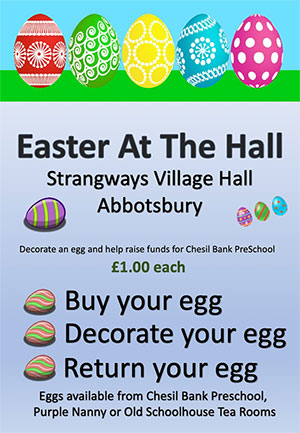 Easter At Strangways Hall
